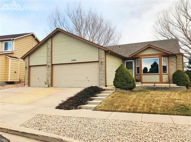 5507 Many Springs Drive, Colorado Springs, CO 80918 (#4087037) :: Jason Daniels & Associates at RE/MAX Millennium