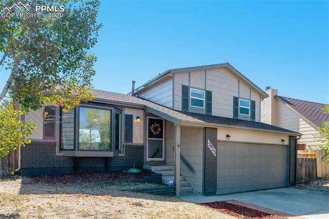 3925 Beltana Drive, Colorado Springs, CO 80920 (#4093699) :: The Treasure Davis Team