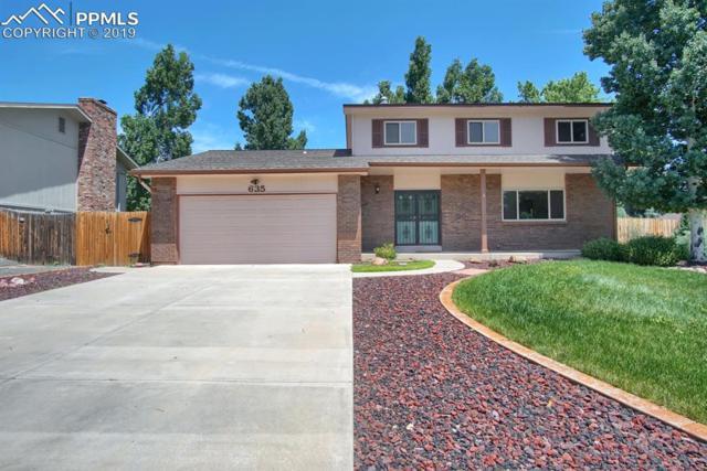 635 Silver Spring Circle, Colorado Springs, CO 80919 (#4096729) :: Action Team Realty