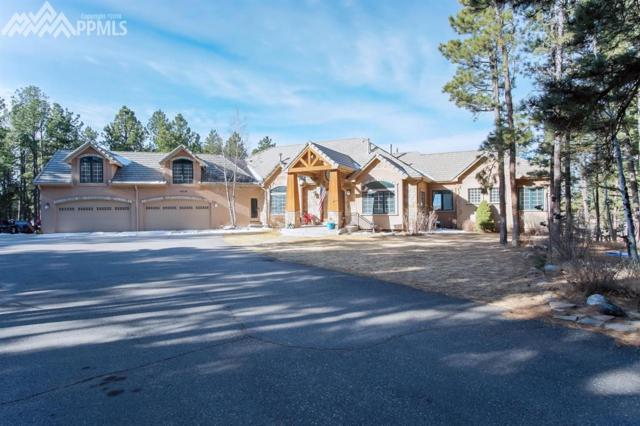 10510 Huntsman Road, Colorado Springs, CO 80908 (#4096816) :: The Hunstiger Team