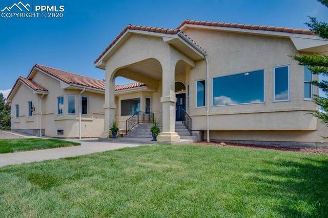 1244 S Liberty Point Boulevard, Pueblo West, CO 81007 (#4097595) :: Action Team Realty