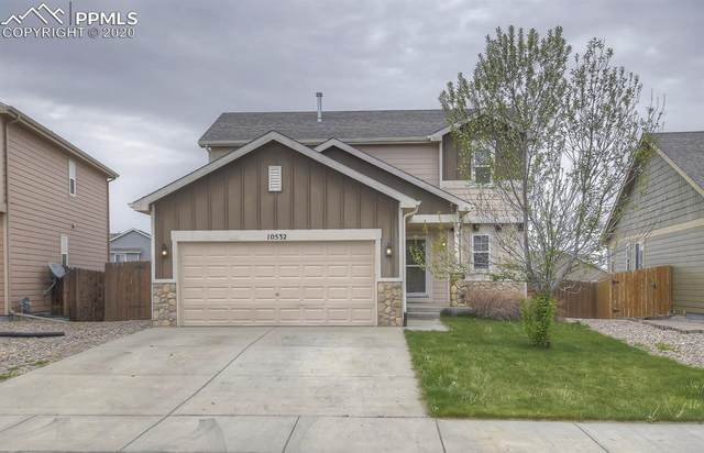 10532 Deer Meadow Circle, Colorado Springs, CO 80925 (#4098598) :: The Treasure Davis Team