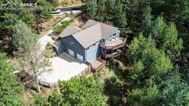 1040 Kings Crown Road, Woodland Park, CO 80863 (#4099909) :: 8z Real Estate