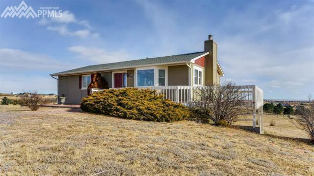 10595 Snowbrush Drive, Peyton, CO 80831 (#4101938) :: RE/MAX Advantage