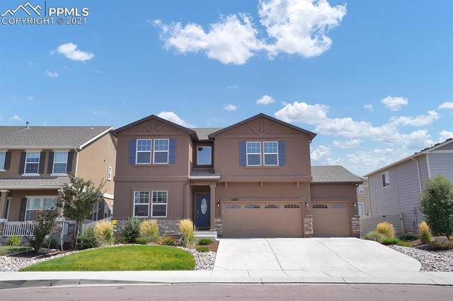 10887 Hidden Prairie Parkway, Fountain, CO 80817 (#4102534) :: Tommy Daly Home Team