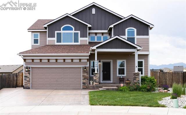 7734 Whipple Place, Fountain, CO 80817 (#4103142) :: Re/Max Structure