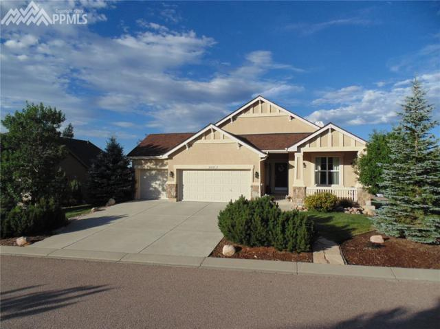 2403 Ledgewood Drive, Colorado Springs, CO 80921 (#4105529) :: The Hunstiger Team