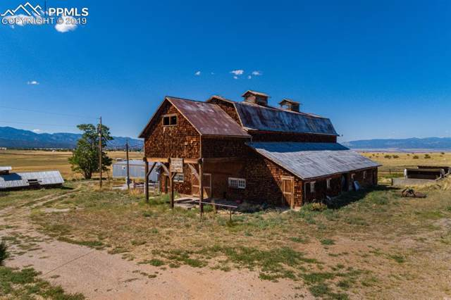28211 Highway 96 Highway, Wetmore, CO 81253 (#4106640) :: Jason Daniels & Associates at RE/MAX Millennium
