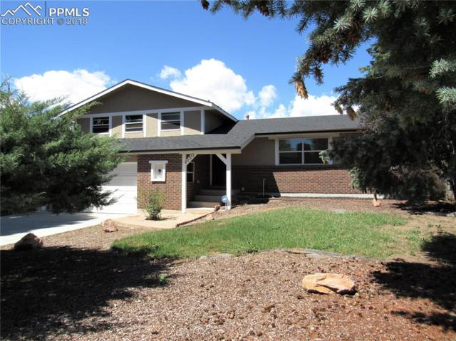 4150 Hidden Circle, Colorado Springs, CO 80917 (#4106942) :: Jason Daniels & Associates at RE/MAX Millennium
