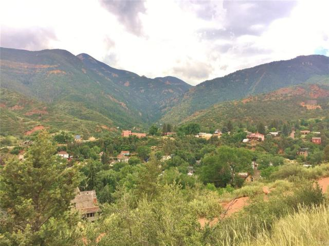 0 Manitou Terrace, Manitou Springs, CO 80829 (#4107092) :: RE/MAX Advantage
