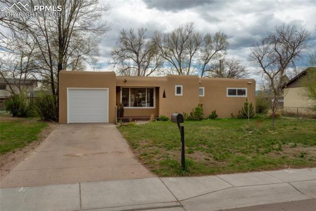 708 Hallam Avenue, Colorado Springs, CO 80911 (#4109301) :: Jason Daniels & Associates at RE/MAX Millennium