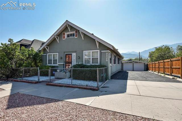 2125 W Colorado Avenue, Colorado Springs, CO 80904 (#4109388) :: The Treasure Davis Team