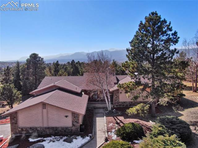 18520 St Andrews Drive, Monument, CO 80132 (#4110388) :: The Daniels Team