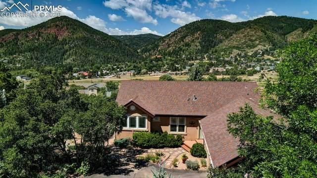 147 Star View Circle, Palmer Lake, CO 80133 (#4110882) :: Compass Colorado Realty