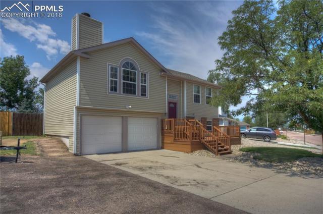 3240 Springnite Drive, Colorado Springs, CO 80916 (#4111204) :: Jason Daniels & Associates at RE/MAX Millennium