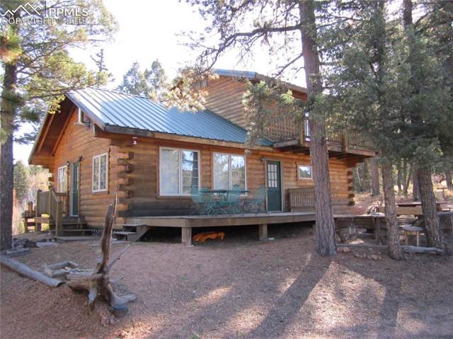 35 Nebraska Circle, Florissant, CO 80816 (#4111659) :: The Peak Properties Group
