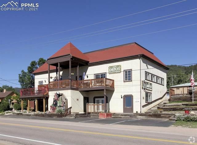 11 Primrose Street, Palmer Lake, CO 80133 (#4112731) :: Tommy Daly Home Team