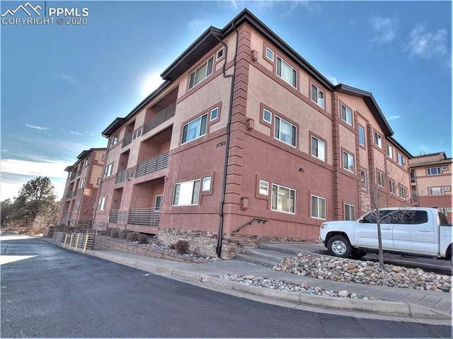 3765 Hartsock Lane #302, Colorado Springs, CO 80917 (#4113536) :: The Hunstiger Team