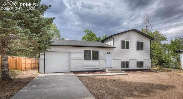 314 Longfellow Drive, Colorado Springs, CO 80910 (#4114711) :: Finch & Gable Real Estate Co.