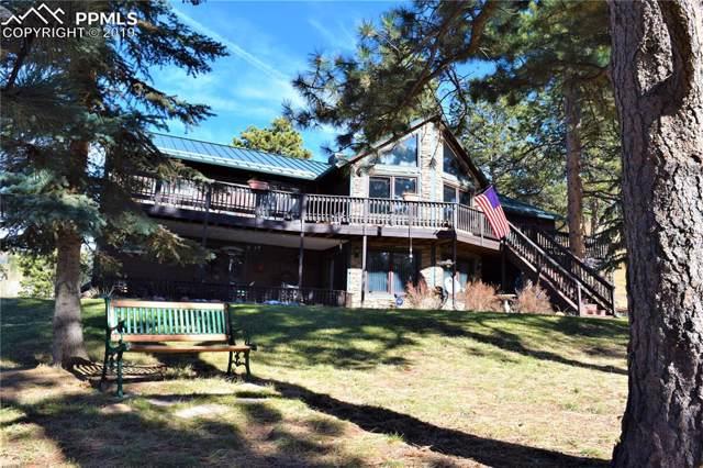 605 Sun Valley Drive, Woodland Park, CO 80863 (#4115545) :: The Daniels Team