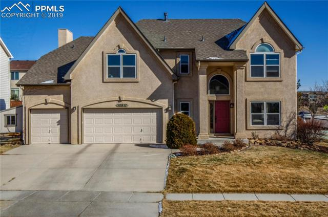 12517 Highland Oaks Place, Colorado Springs, CO 80921 (#4117016) :: The Hunstiger Team