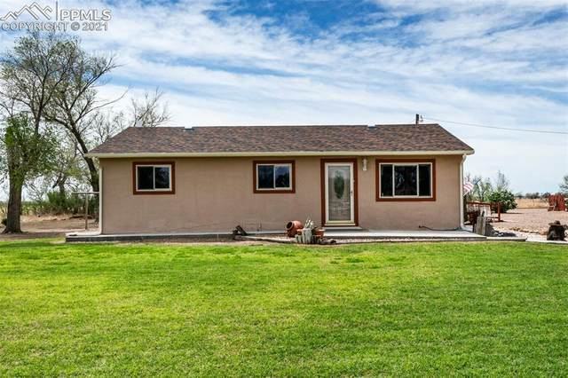 17410 Highway 96 Highway, Ordway, CO 81063 (#4119756) :: The Artisan Group at Keller Williams Premier Realty