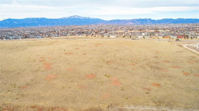 N Marksheffel Road, Colorado Springs, CO 80923 (#4119842) :: The Hunstiger Team
