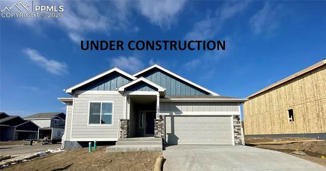10483 Wrangell Circle, Colorado Springs, CO 80924 (#4120259) :: The Treasure Davis Team