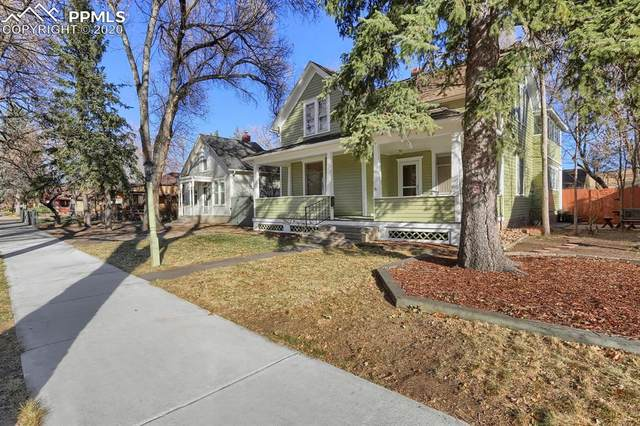1023 N Corona Street, Colorado Springs, CO 80903 (#4120802) :: The Daniels Team
