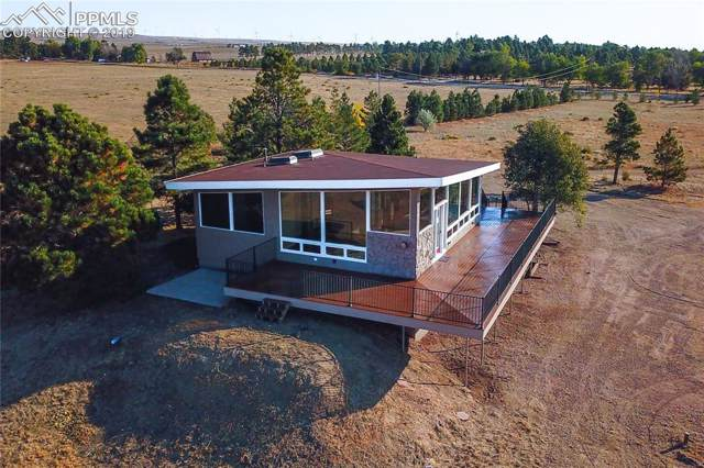 4290 Soap Weed Road, Calhan, CO 80808 (#4125030) :: The Kibler Group