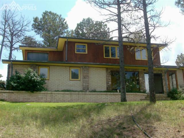 20433 County 73 Road, Calhan, CO 80808 (#4126350) :: The Treasure Davis Team