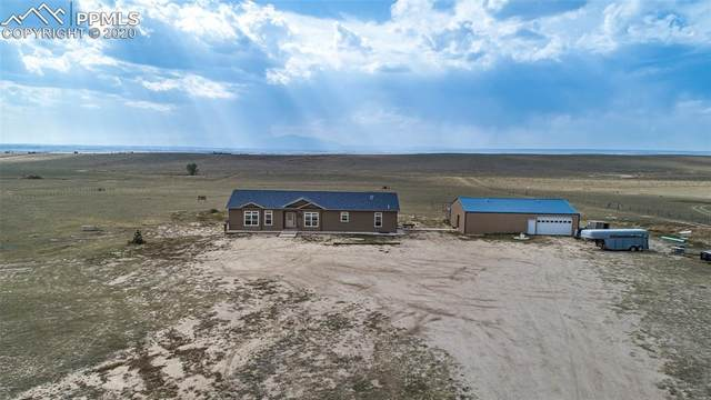 9060 Soap Weed Road, Calhan, CO 80808 (#4129054) :: Finch & Gable Real Estate Co.