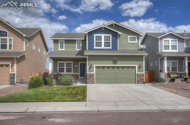 11249 Scenic Brush Drive, Peyton, CO 80831 (#4129210) :: Action Team Realty