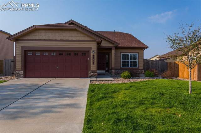 7225 Josh Byers Way, Fountain, CO 80817 (#4130169) :: Tommy Daly Home Team
