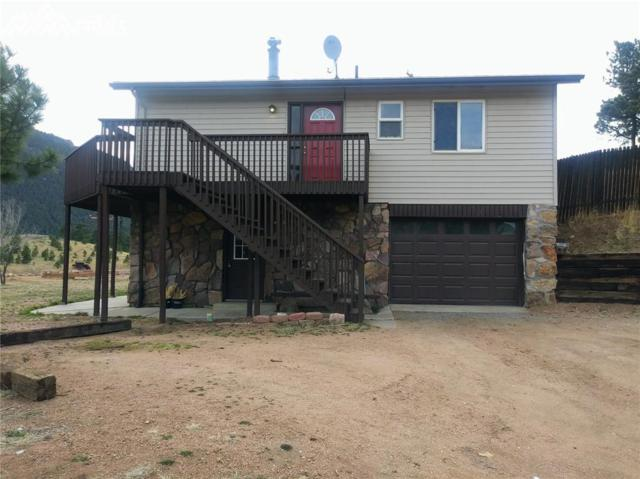 7110 Lucky 4 Road, Green Mountain Falls, CO 80819 (#4132413) :: Action Team Realty