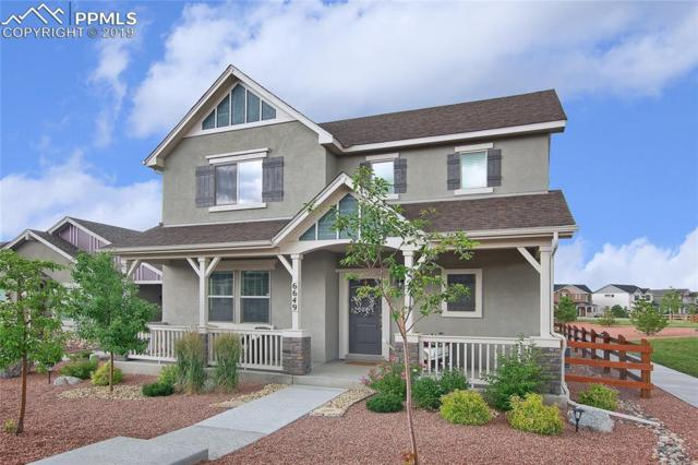 6649 Shadow Hill Lane, Colorado Springs, CO 80923 (#4132770) :: Relevate | Denver