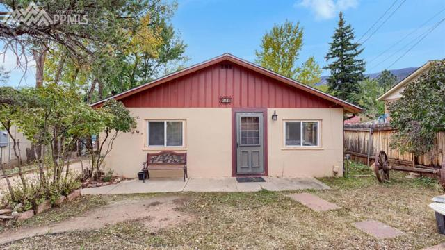 121 Via San Miguel, Manitou Springs, CO 80829 (#4134610) :: 8z Real Estate