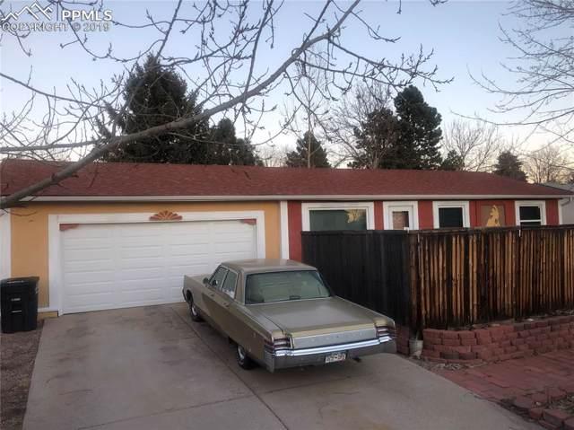 5011 Villa Circle, Colorado Springs, CO 80918 (#4134759) :: The Kibler Group