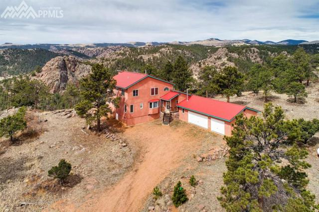 79 Hopi Lane, Florissant, CO 80816 (#4137527) :: The Treasure Davis Team
