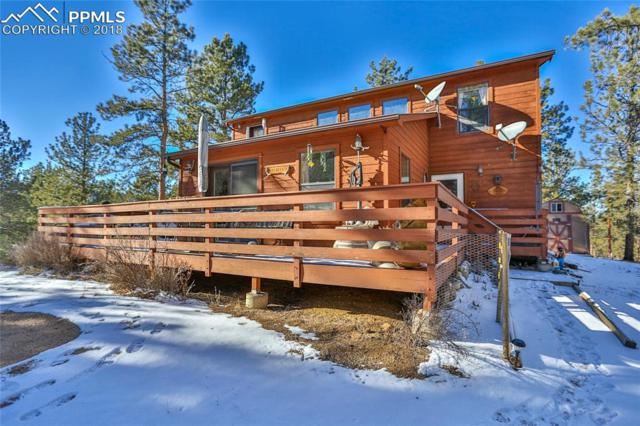 31 Wallace Drive, Florissant, CO 80816 (#4139308) :: CENTURY 21 Curbow Realty