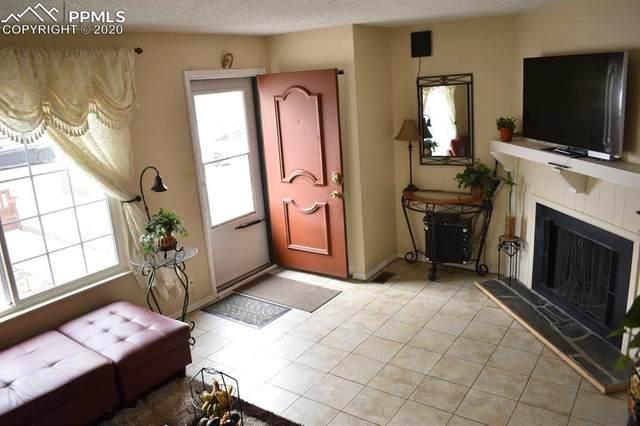 1118 Delaware Drive, Colorado Springs, CO 80909 (#4140375) :: Colorado Home Finder Realty