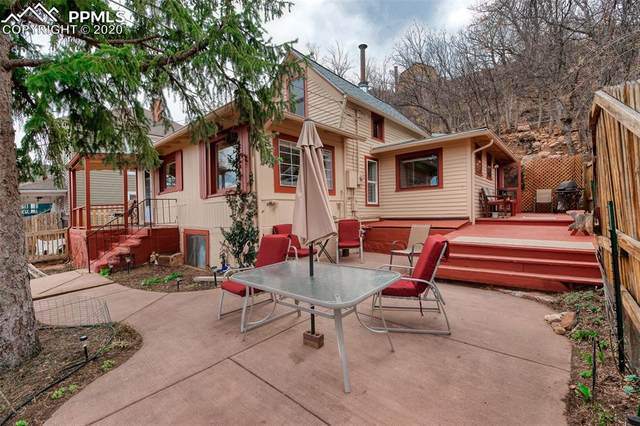 68 Waltham Avenue, Manitou Springs, CO 80829 (#4141742) :: 8z Real Estate