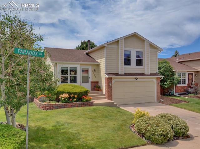 5295 Paradox Drive, Colorado Springs, CO 80923 (#4142916) :: Colorado Home Finder Realty