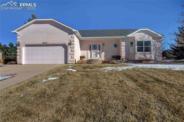 15002 La Jolla Place, Colorado Springs, CO 80921 (#4143277) :: Harling Real Estate