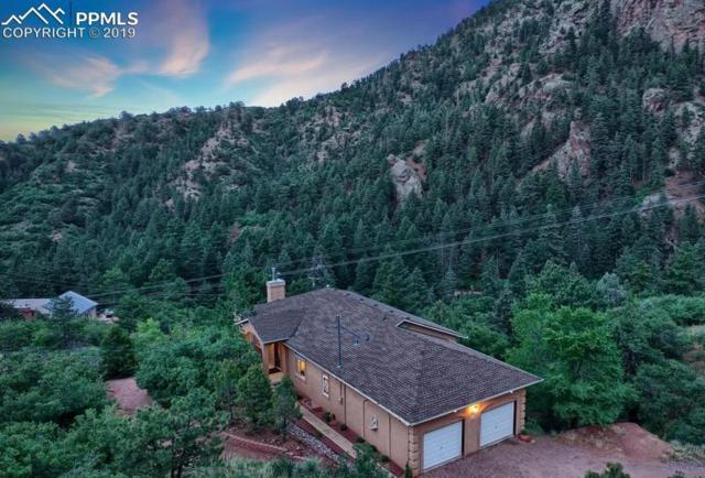 810 Pinon Pine Road, Manitou Springs, CO 80829 (#4149619) :: CC Signature Group