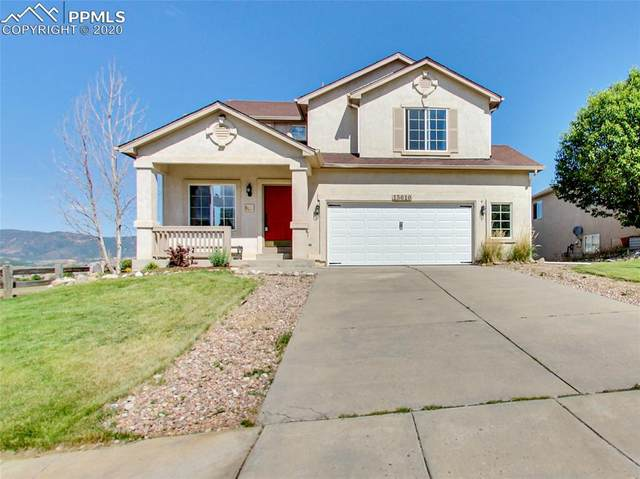 15610 Lacuna Drive, Monument, CO 80132 (#4151676) :: Tommy Daly Home Team