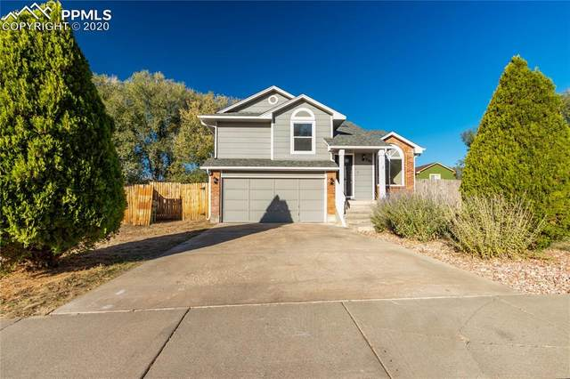 330 Wallace Street, Colorado Springs, CO 80911 (#4151815) :: The Treasure Davis Team