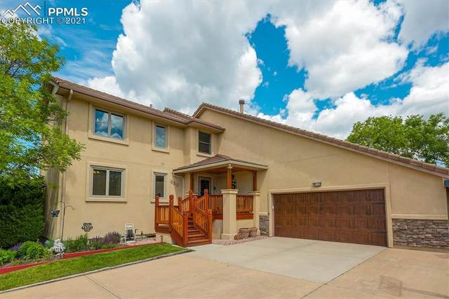 680 Harness Road, Monument, CO 80132 (#4152007) :: Finch & Gable Real Estate Co.