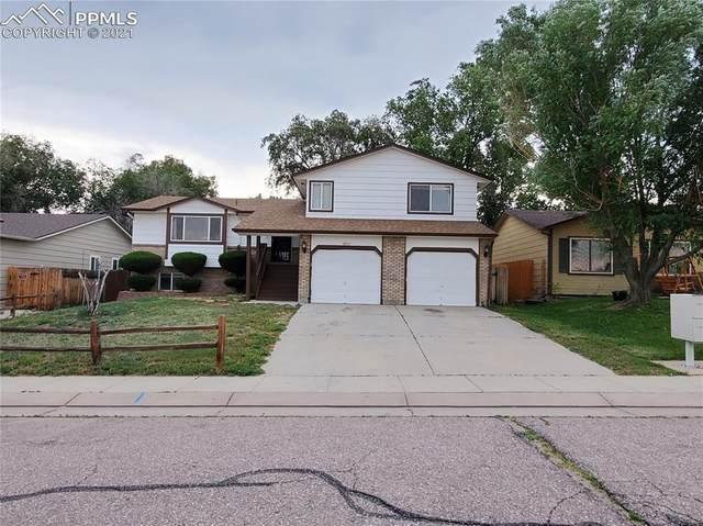 4915 Wainwright Drive, Colorado Springs, CO 80911 (#4153454) :: The Artisan Group at Keller Williams Premier Realty