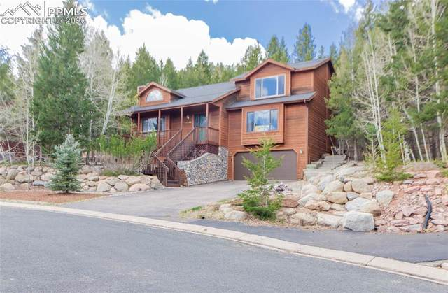 1355 Pinon Ridge Court, Woodland Park, CO 80863 (#4155607) :: Action Team Realty